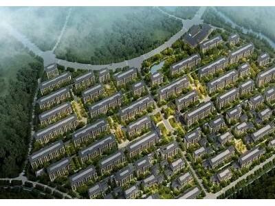 绿城云栖玫瑰园:河西南岸,低密洋房建面108㎡起