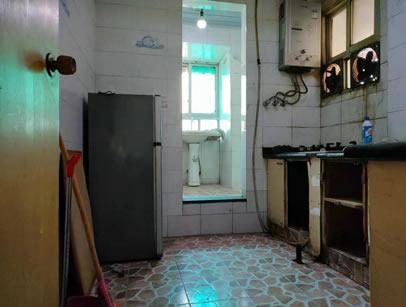 沙正街 友谊村两房1100元/月
